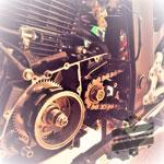 Hyosung KR Motors UM ⚙️ Service & Maintenance