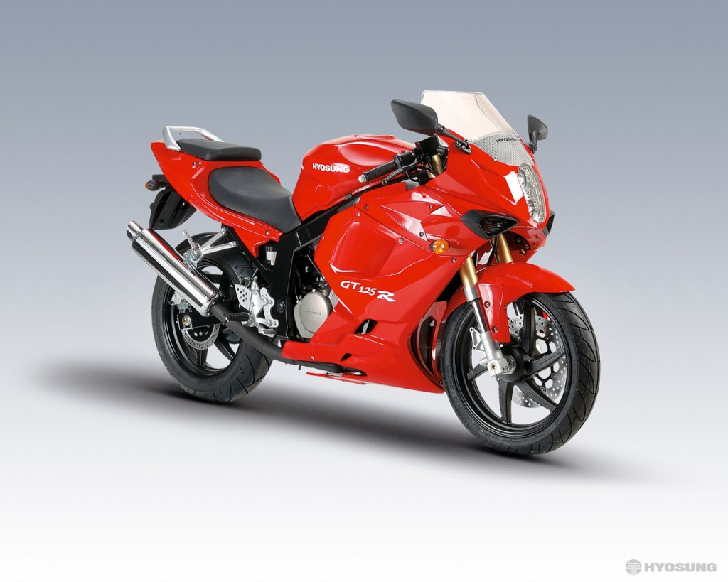 hyosung gt125 comet gt125r up to 2009 specifications picture rh hyoriders club Hyosung 650 Hyosung 650